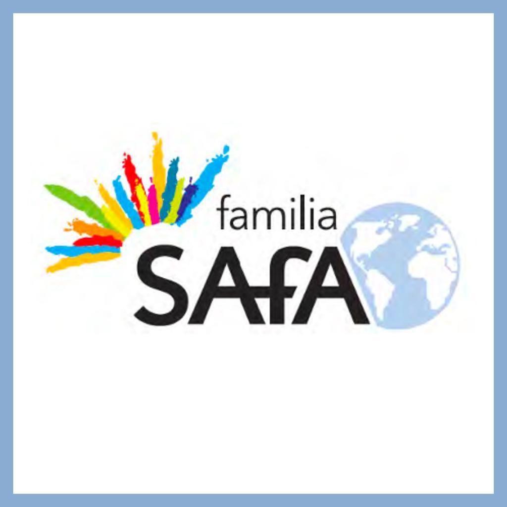 Familia Sa-Fa por el mundo