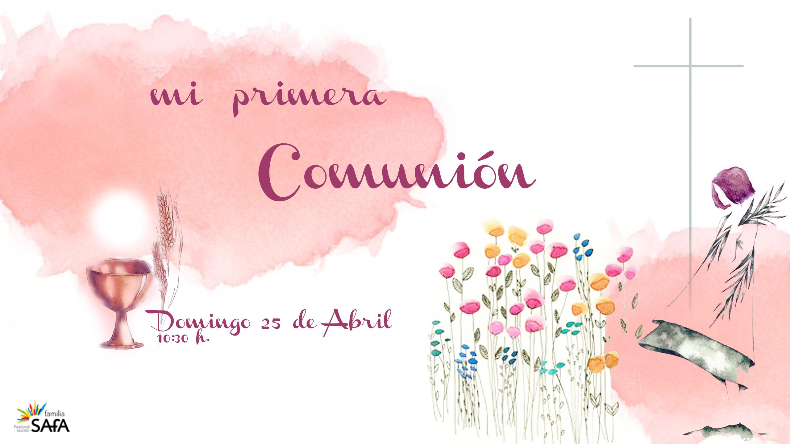 Primeras comuniones II